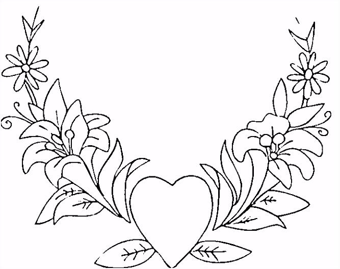 Valentijnsdag kleurplaten