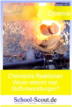 Verbluffende Chemische Experimenten Chemische Reaktionen Woran Erkennt Man Stoffumwandlungen Wie B8qk42enx6 K2jj46slg6