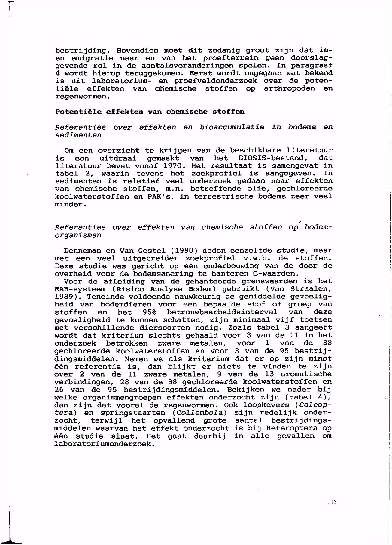 l p Ministerie van Volkshuisvesting Ruimtelijke Ordening en Milieu