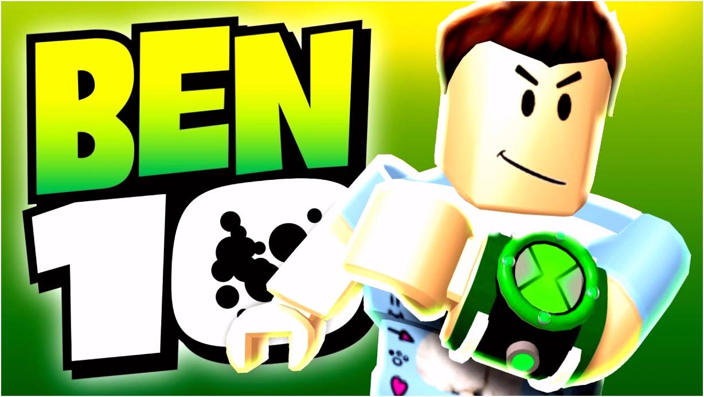 BEN 10 ARRIVAL OF ALIENS IN ROBLOX