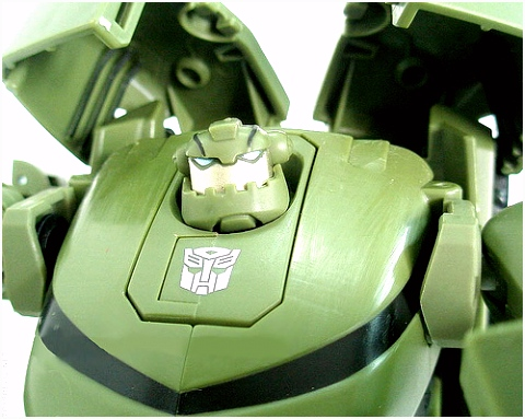 transformers animated voyager class bulkhead