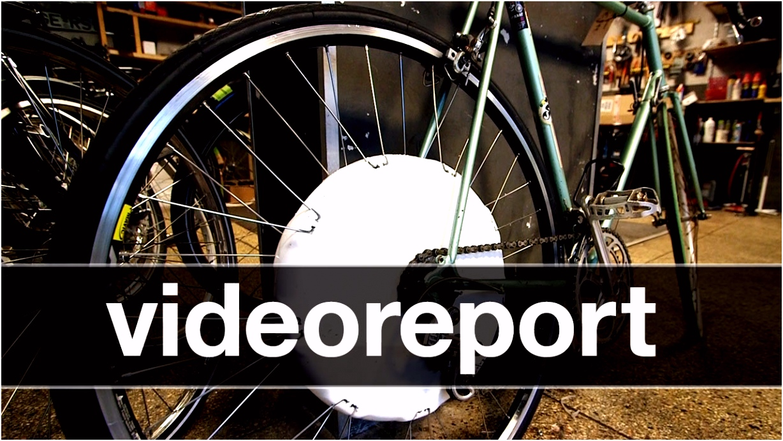 Slim fietswiel maakt elke fiets elektrisch IT Pro Video s Tweakers