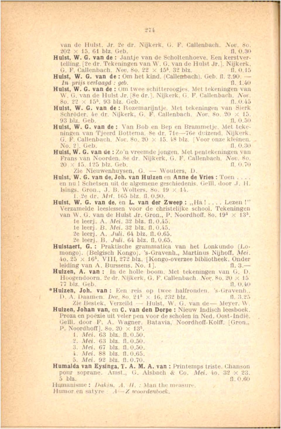 Delpher Tijdschriften Brinkman s cumulatieve catalogus van boeken