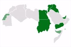Pan Arabische kleuren