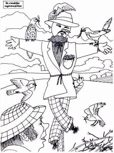 Colouring Pages – Story Teller Marshall Cavendish