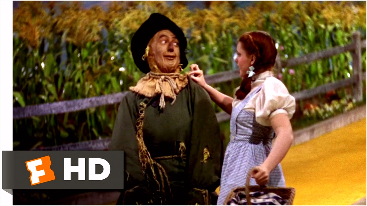 Vogelverschrikker if I Ly Had A Brain the Wizard Of Oz 4 8 Movie Clip 1939 Hd H3qn56utu7 Q2pju6wok0