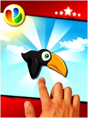 Black Bird Free Fun Flight Game Gratis Vogel Spel App voor