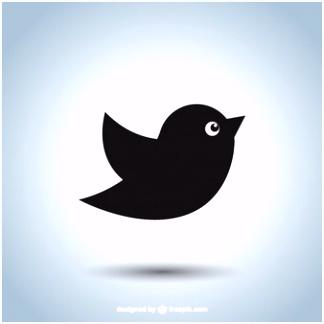Twitter Bird Vectoren Foto s en PSD bestanden