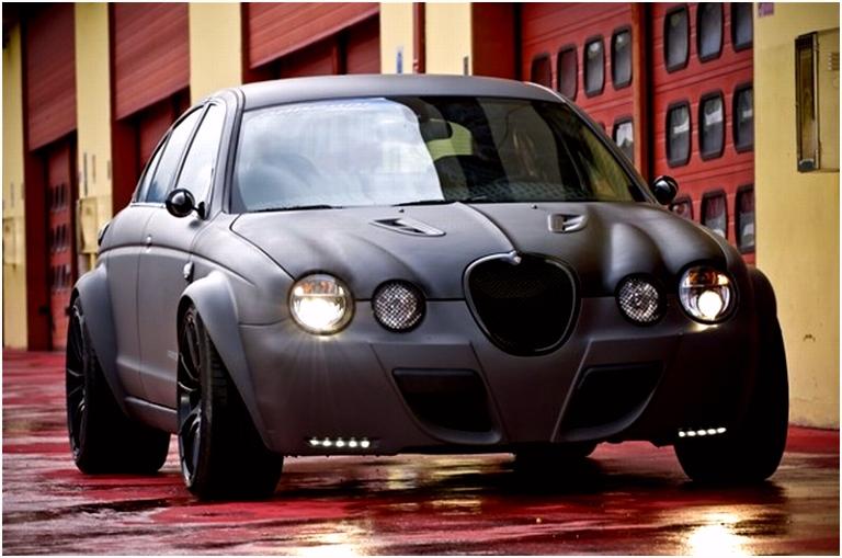 Panzani Design doet een Jaguar S Type Autoblog