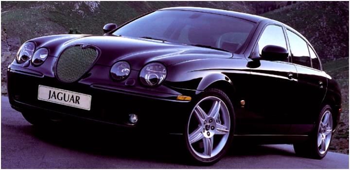 Special Jaguar S Type X200 Autoblog