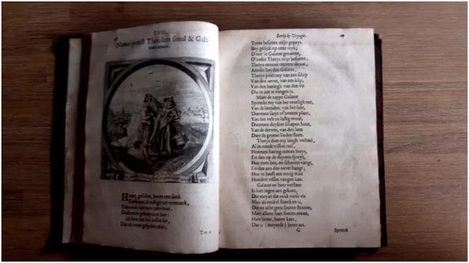 Jacob Cats Spiegel Van den Ouden ende Nieuvven Tijt 1635 Catawiki