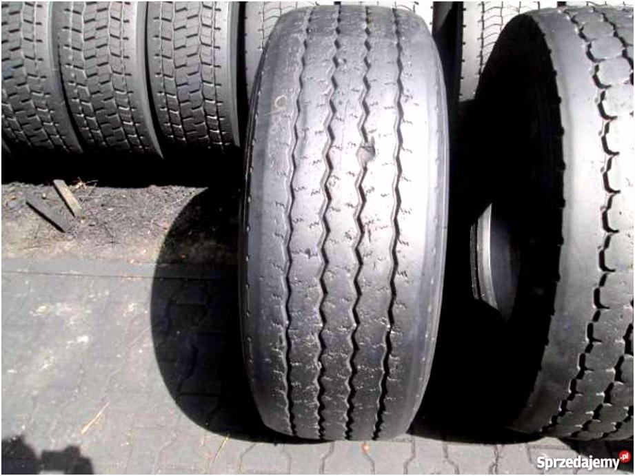 Opona ciężarowa używana 385 65R22 5 Aeolus HN805 Ksawer³w