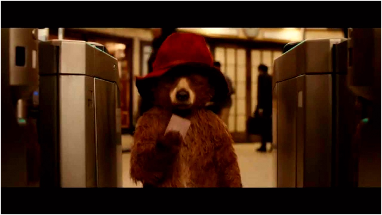 PADDINGTON Trailer 2 DVD Blu ray and Download now