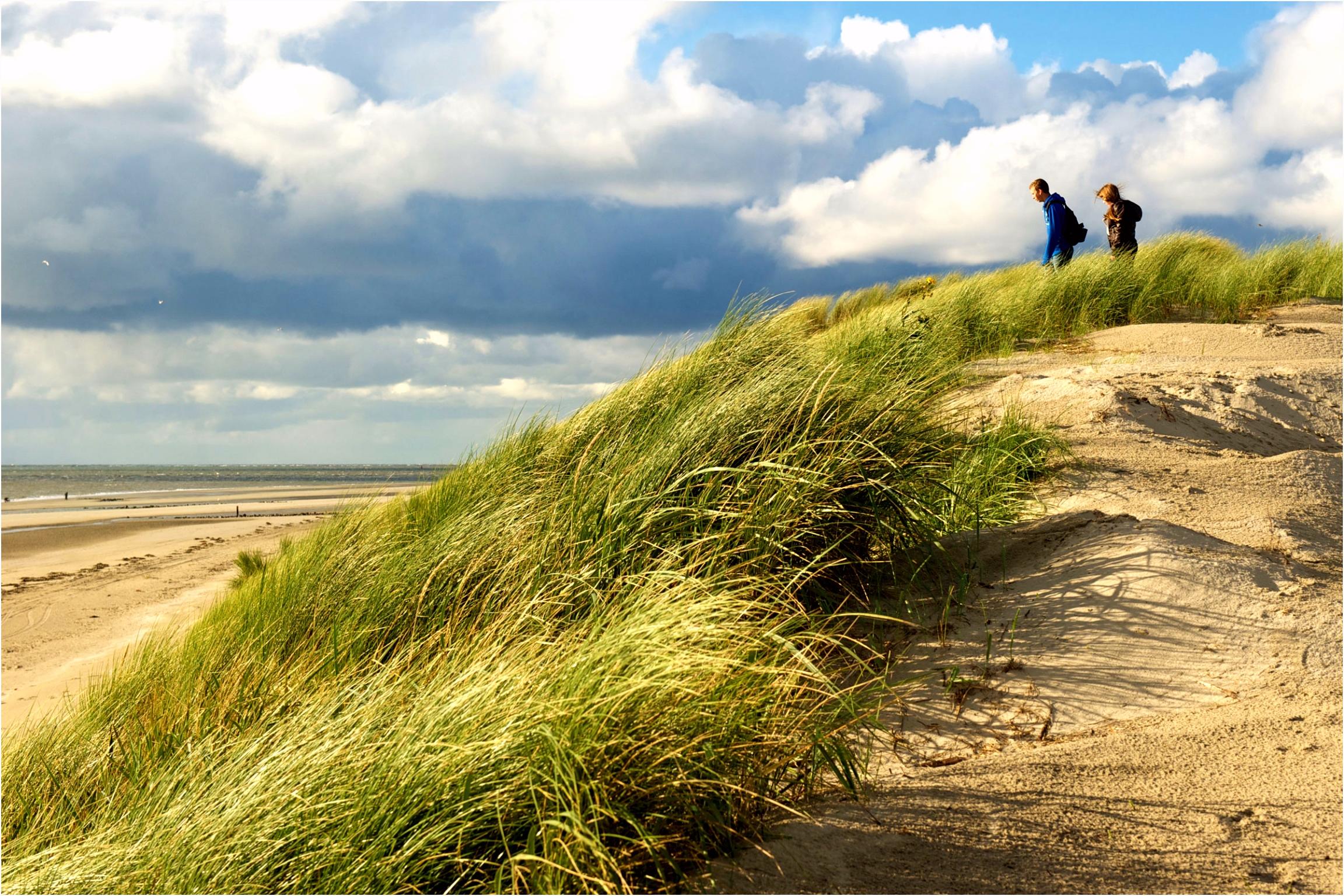 10 wandelroutes langs de Nederlandse kust Wandel