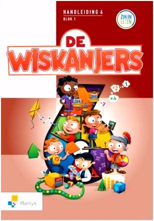 De Wiskanjers 3 Handleiding Kath dVla Blok 1 by Uitgeverij
