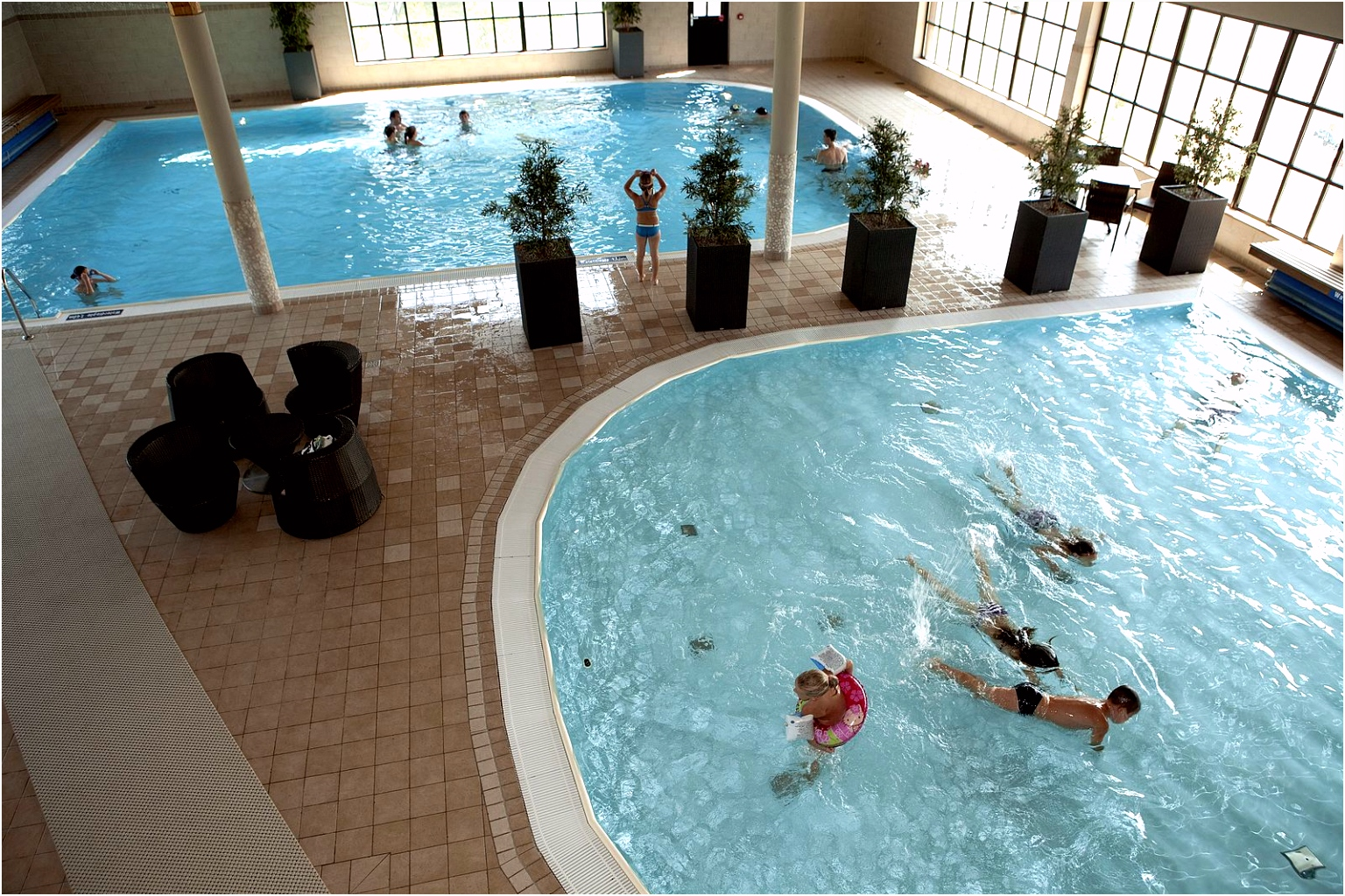 Water pleasure and Wellness EuroParcs
