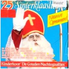 25 sinterklaasliedjes Kinderkoor De Gouden Nachtegaaltjes Muziekweb