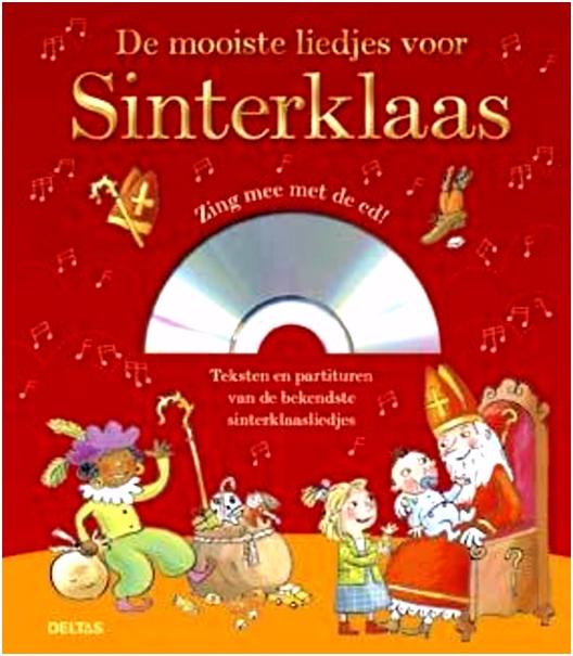 bol De mooiste Sinterklaasliedjes Deltas