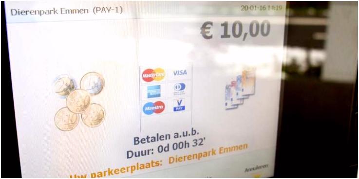 31 minuten parkeren 10 euro betalen Drenthe DVHN