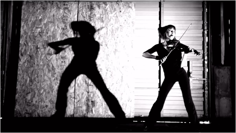 Shadows Lindsey Stirling Original Song