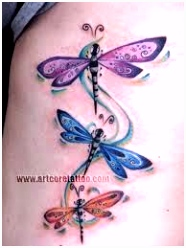 76 best Dragonfly Tattoos images on Pinterest