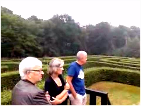 Doolhof Ruurlo Ruurlo hedge Labyrinth