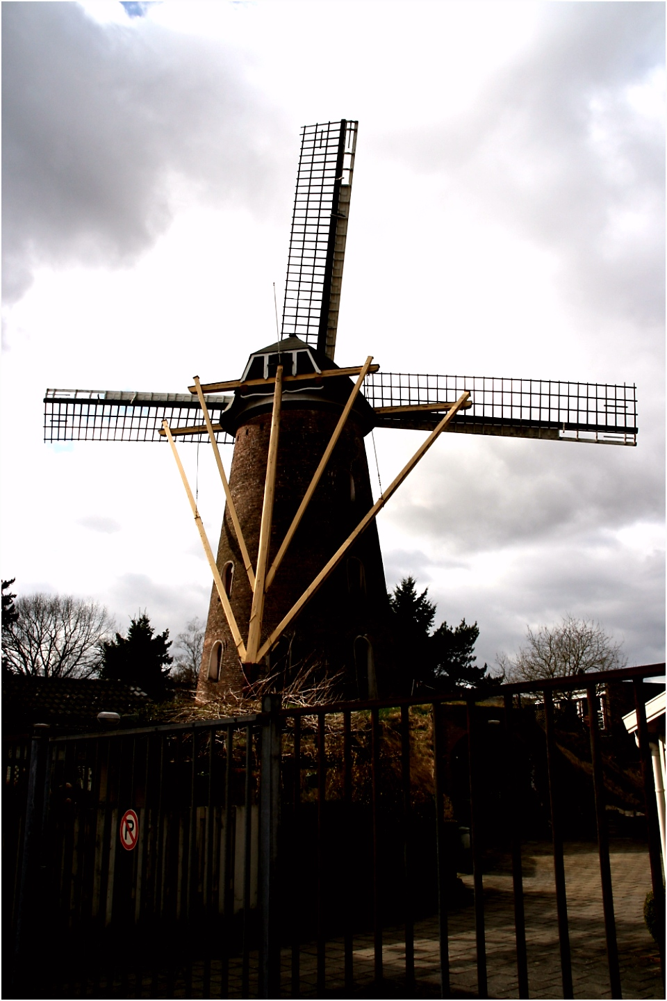 List of windmills in North Brabant