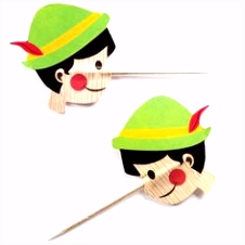 66 best pleanno a tema Pinocchio images on Pinterest