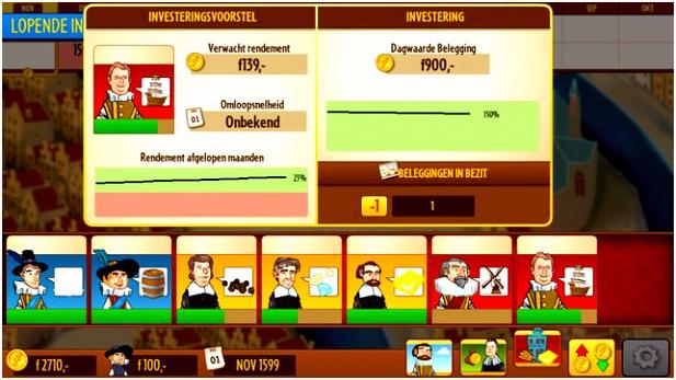 Het Spel van de Gouden Eeuw in de App Store