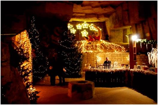 Christmas Market Caves Picture of Cauberg Cavern Gemeentegrot