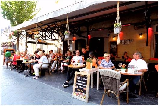 Terras Picture of Restaurant Bueno Valkenburg TripAdvisor