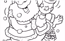 Full Size Kleurplaat Kerst Kleurplaten Tokyoughoul Re Kousatu Netabare