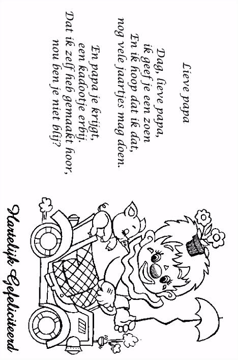 28 De Nieuwste Kleurplaten Verjaardag Mama Schets