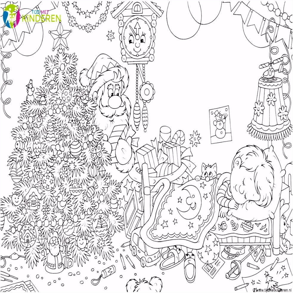 De Bovenstaande Kleurplaat Kerst Kleurplaten Tokyoughoul Re