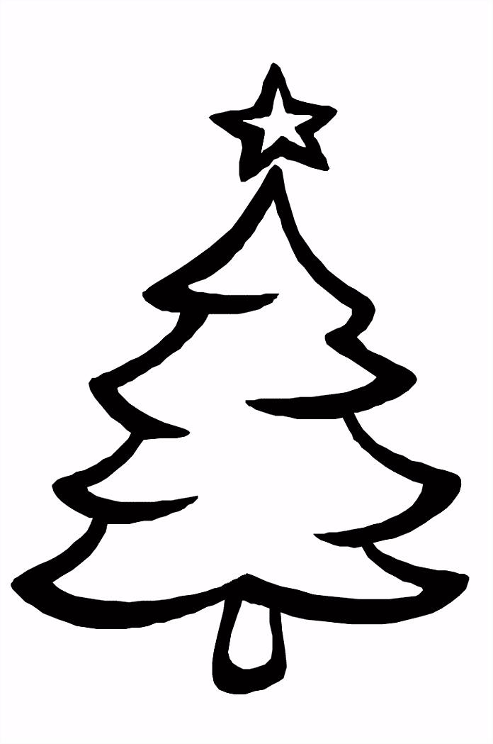 Kerst Boom Kleurplaten Animaatjes