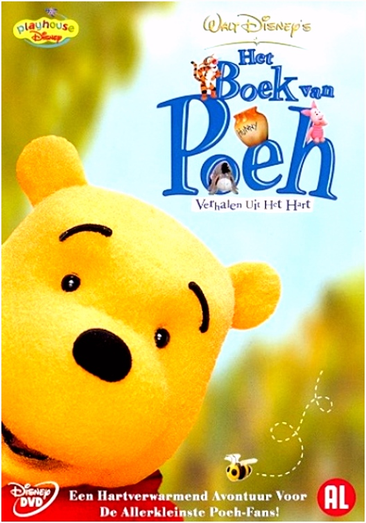 bol Winnie de Poeh Boek van Poeh Dvd