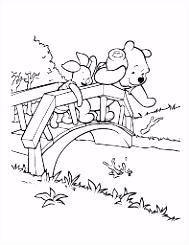 142 beste afbeeldingen van Winnie the Pooh Disney coloring pages