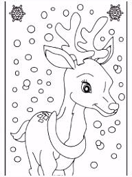 50 Kerst kleurplaten Gratis te printen TopKleurplaat