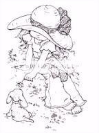 Sarah Kleurplaat ARCHIDEV