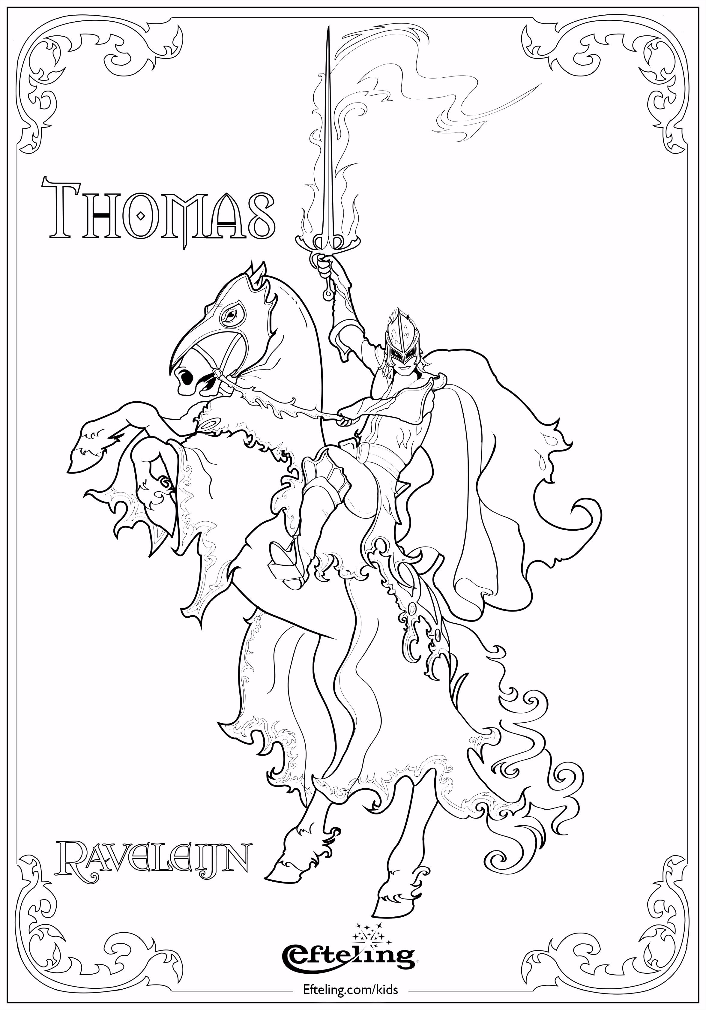 Kies Een Kleurplaat Van Jokie Thomas Van Raveleijn Efteling Kleurplaat R8bb01kec5 Tumx60ekdh