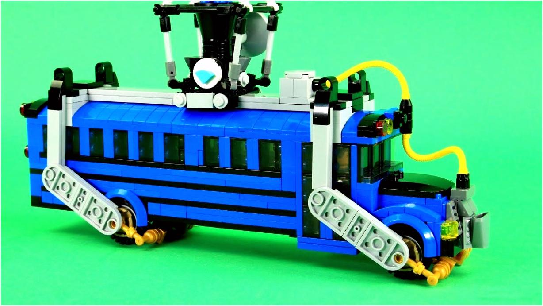 LEGO Fortnite Battle Bus