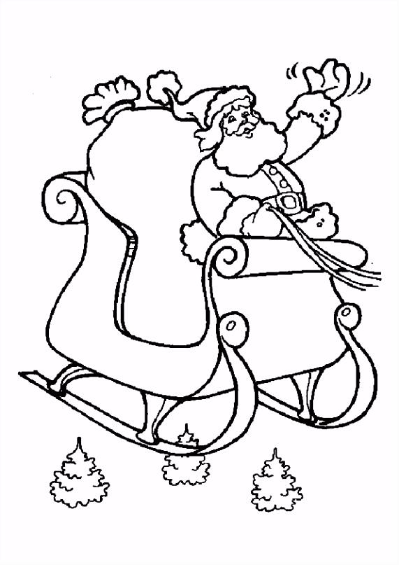 5 kleurplaat sinterklaas en kerstman sletemplatex1234