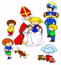 Leuke Sinterklaas Kerst en Winter Kleurplaten voor kids om gratis