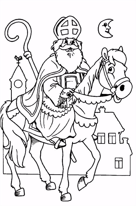Kleurplaat Sinterklaas Kadootjes Honderden Voorbeel Sinterklaas Kleurplaten tokyoughoul Re Kousatu M8yf51bda3 Tulb25gpi5