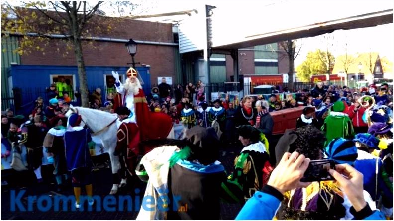 Live landelijke intocht Sinterklaas in Zaanstad gesloten