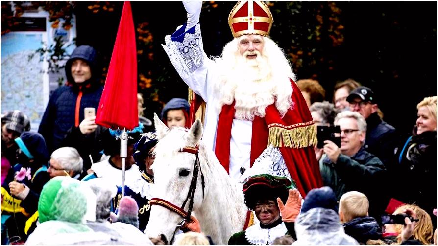 Plaatje Van Sinterklaas ARCHIDEV