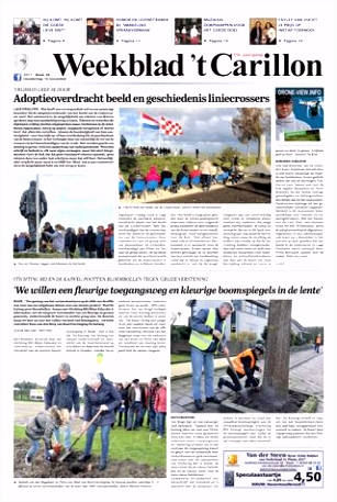 Weekblad t Carillon 16 11 2017 by Uitgeverij Em de Jong issuu