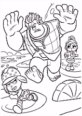 119 best Cartoon Characters Coloring Pages images on Pinterest