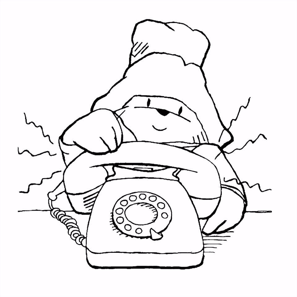 Leuk voor kids – Telefoon