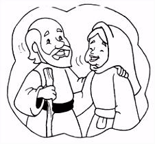 806 beste afbeeldingen van Oude Testament Bible coloring pages